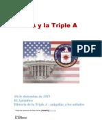 La CIA y la Triple A (notas)