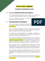 Elecciones autonómicas Galicia 2009