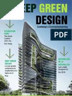 Ken Yeang Deep Plus Green Plus Design