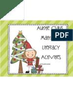 Auntie Claus Cover
