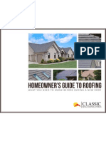homeowners guide to roofing 2011