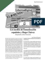 16459888 Serrano Pascual Los Medios de Comunicacion Espanoles y Hugo Chavez Laberinto n 16 2004