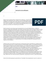 Software y pol€¦ítica