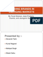 Building Brands Final
