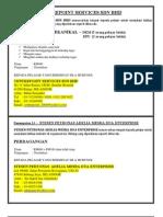 Maklumat Tawaran Penempatan Li 30072012