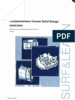 Complimentry Course Solid Design Excersises