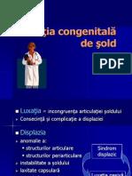 Luxatia Congenitala de Sold
