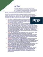 Tips Membuat Web