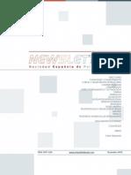 Newsletter Sociedad Española de Psiquiatría Legal Diciembre 2012, una columna