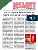 EL BRILLANTE, 2 de Diciembre de 2012