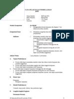 RPP Matematika Kelas VII 4