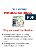 Sterilization by Physical Methods