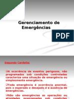 Gerenciamento de Emergencias(1)