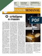 Observador semanal del 22/11/2012