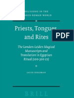 The London-Leiden Magical Manuscripts