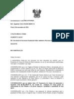 Recomendação nº 0002/2012/45ªPJDMA Ref.