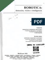 Robotica Control, Deteccion Vision e Inteligencia