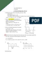 Fundamentals exercises AC
