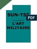 Sun Tse Les Treize Articles Sur l'Art Militaire