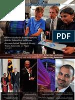 GDIZ Vereinsheft 2012 / GDIZ Yearbook 2012