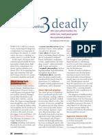 3 Deadly Trauma Complications