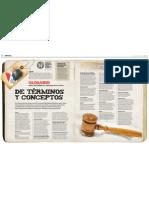 Glosario de términos y conceptos en el proceso de La Haya