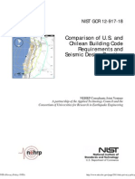 Comparison of U.S. and Chilean Building Code Requirements and Seismic Design Practice 1985–2010, 10-2012.