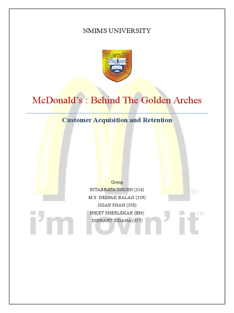 mcdonald marketing mix analysis Second strategic analysis case # 17, mcdonalds and the mccafe coffee initiative this case is brief and focused as it is presented by the text/authors marketing the marketing mix (4 p's) 454145 strategic management and cash analysis of mcdonald`s is examined $219.