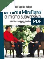 Libro de Yare a Miraflores
