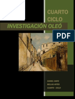 Investigacion de Oleo