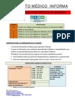 OFERTA DE TRABAJO PARA MÉDICOS EN ALEMANIA