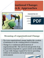 Organizational Change(Group No.8)..