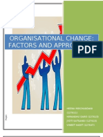 Organizational Change (Group No.8)
