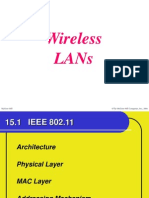 Ch 2 Wireless LANs
