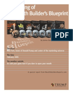 jamesburginjonward - The Making of The Wealth Builder's Blueprint