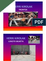 HERRI KIROLAK