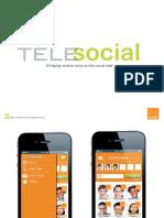 Telesocial / France Telecom presentation for PartyCall