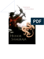 Honor Samuraja