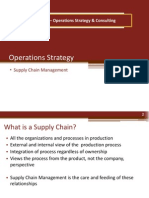 Supply Chain Mangement