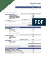PFF GL Classification | Accrual | Deferral