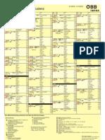 ÖBB Fahrplan Bludenz 2013