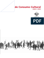 Encuesta de Consumo Cultural (2004-2005)