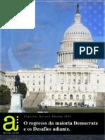 Revista Autor - O Regresso Da Maioria Democrata e Os Desafios Adiante (2009)