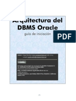 Arquitectura del DBMS Oracle por Jorge Sanchez