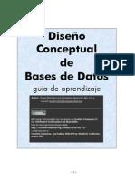 Diseño Conceptual de Base de Datos por Jorge Sanchez