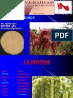 Cultivos Andinos Clase 13 Kiwicha