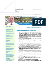 News Bulletin from Conor Burns MP #102