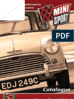 Mini Sport Catalogue 2008