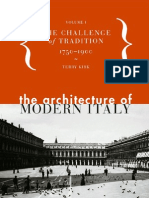 The Architecture of Modern Italy I