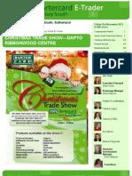 Sydney South e-Trader 30th November